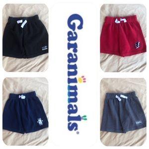 4 Garanimals Cotton Drawstring Shorts